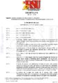 Decreto n°15 del 03.11.2020
